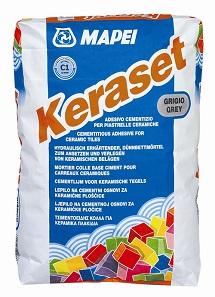 Keraset - Đóng gói
