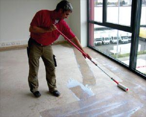 Chuẩn bị và sửa chữa bề mặt lớp láng nền