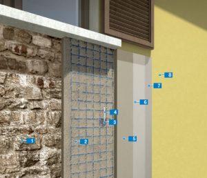 Giải pháp xây dựng của MAPEI (Italy) dành cho các Công trình cũ