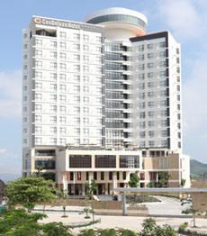 Khách sạn CenDeluxe - Phú Yên