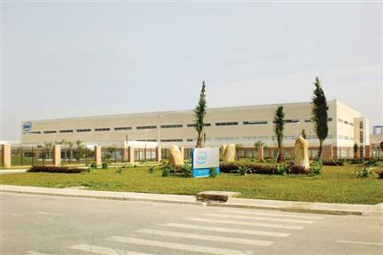 Nhà máy Intel - TP.Hồ Chí Minh