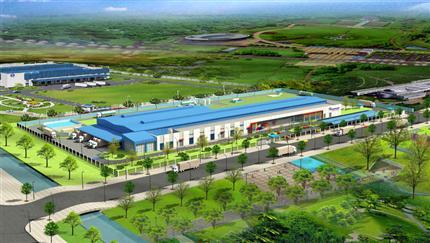 Nhà máy Pepsi  Bình Dương