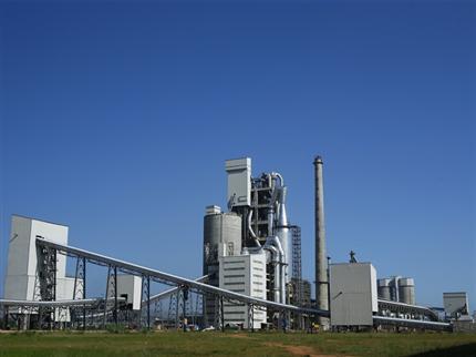 Nhà máy xi măng Hạ Long - Quảng Ninh
