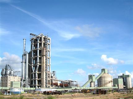 Nhà máy xi măng Thăng Long - TP.Hồ Chí Minh