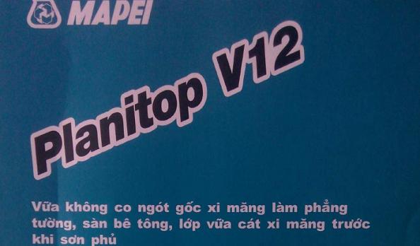 PLANITOP V12