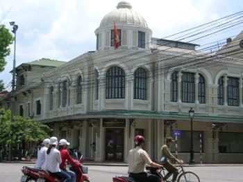 Sở Giao dịch chứng khoán Hà Nội - Hà Nội