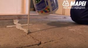 Sửa chữa vết nứt bê tông