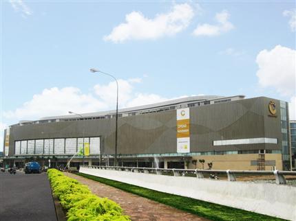 Trung tâm thương mại Crescent  - TP. Hồ Chí Minh