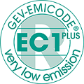 Emicode EC1 Plus R label