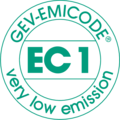 Emicode EC1 label