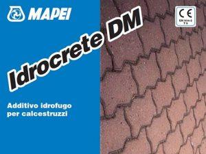 IDROCRETE DM