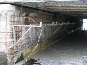 Phụ gia cho bê tông đổ dưới nước