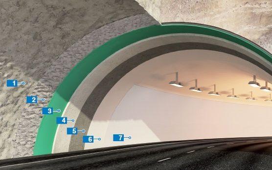 Cải tạo hoàn thiện đường hầm
