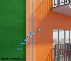 Sửa chữa hệ thống cách nhiệt trên tường